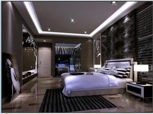 时尚家庭卧室装修图片