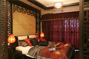 家庭卧室装修高度