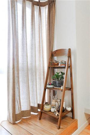 阳台装饰折叠架