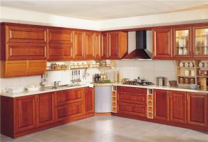全实木厨房橱柜