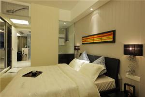 公寓卧室布置