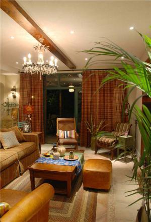 长方形客厅家具尺寸