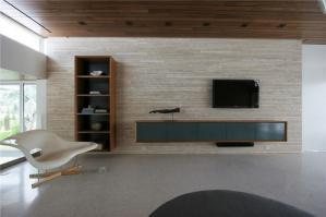 多功能挂墙式电视柜