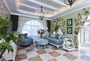 客厅家具套装风格