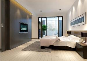 温馨主卧室装修设计图片