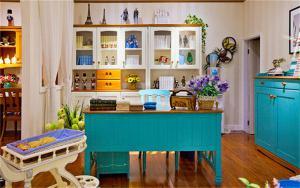 硅藻泥儿童房效果图书房装修