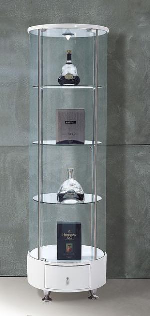 现代简约的角柜酒柜