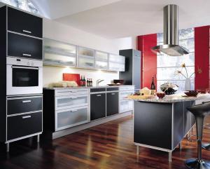大户型厨房实用橱柜