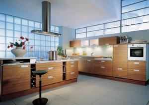 整体厨房装修案例图