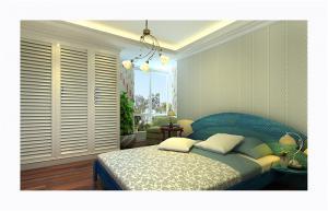 小卧室床装修案例