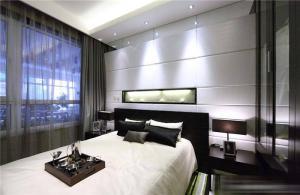 现代卧室装修设计图片