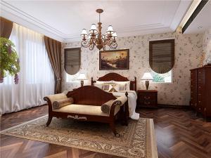 欧式奢华小卧室装修