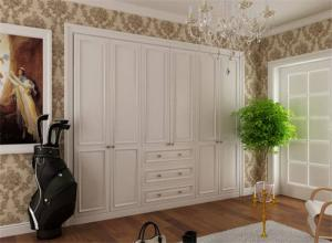 欧式家具衣柜品牌