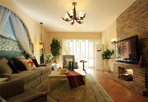 客厅沙发组合风格