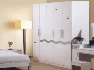 新古典现代简约衣柜