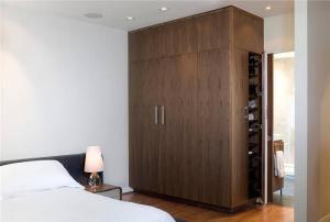 公寓壁柜衣柜