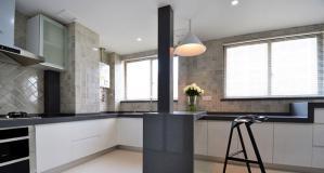 厨房吧台高度