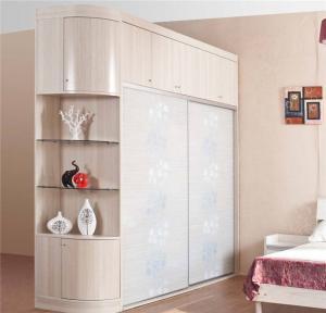 欧式奢华壁柜衣柜