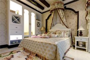 时尚别墅卧室装修图片欣赏