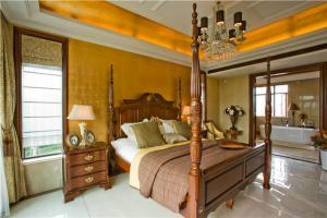 温馨主卧室装修设计