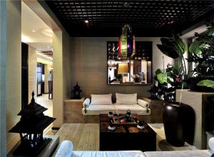 长方形客厅家具订制