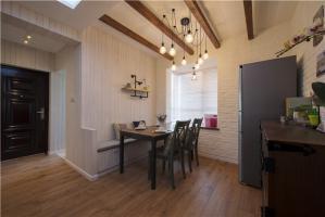 小户型室内设计餐厅装修搭