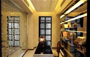 欧式书柜整体设计图