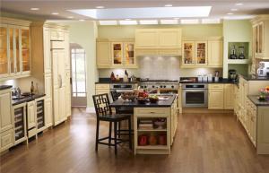厨房间橱柜装修方案