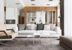 家装设计酒柜欣赏