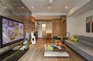 35平小户型装修客厅家具