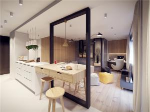 35平小户型家装案例