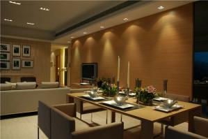 中式餐桌实拍图