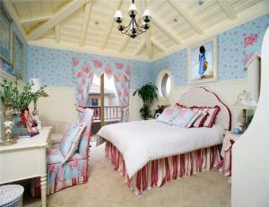 温馨次卧室装修效果图