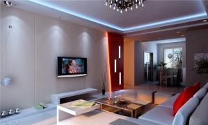 欧式奢华白色电视柜