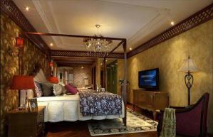 卧室电视柜风格