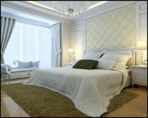 简欧小卧室装修图片