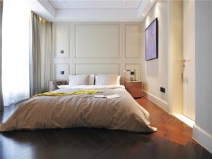 小户型别墅卧室装修
