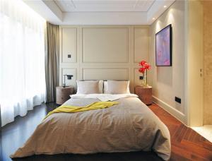 小清新家庭卧室装修