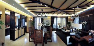 好看的新中式客厅家具