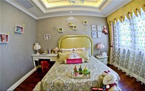 儿童房设计与装修案例设计