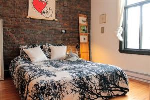 青少年卧室二层床