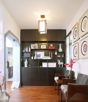 现代家装酒柜设计