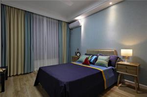 卧室床订制家具