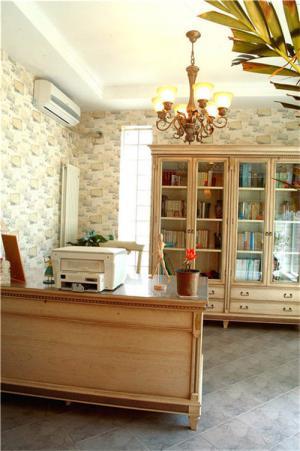 组合书柜办公室