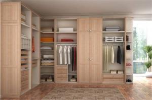 创意最新整体衣柜