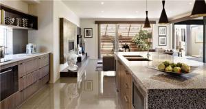 小户型厨房装饰柜