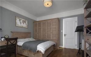 小户型卧房衣柜
