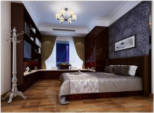 公寓卧室衣柜