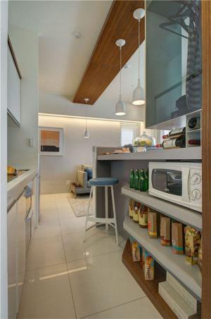 小户型60平米装修厨房收