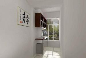 5平方现代简约书房装修效果图